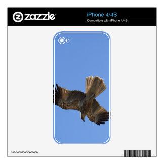 Whistling Kite, Adelaide River iPhone 4S Skin
