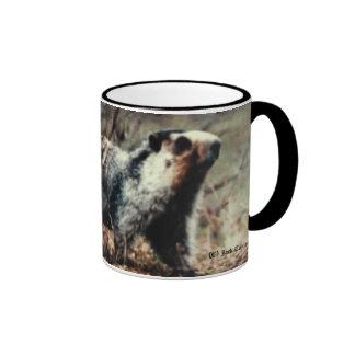 Whistling Marmot Ringer Mug