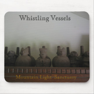 Whistling Vessels Mousepad