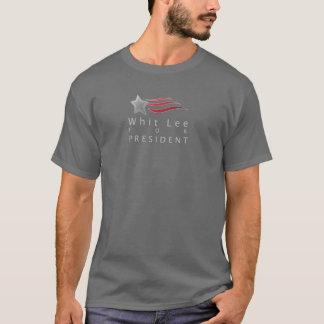 Whit Lee For President Main Shirt