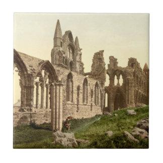 Whitby Abbey I, Whitby, Yorkshire, England Ceramic Tiles