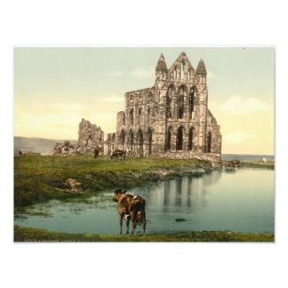 Whitby Abbey II, Whitby, Yorkshire, England Photo Print