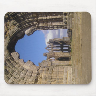 Whitby Abbey Mouse Pad
