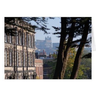 Whitby Abbey, North Yorkshire Card