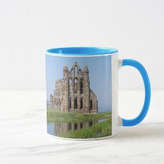 Whitby Abbey  North Yorkshire Mug