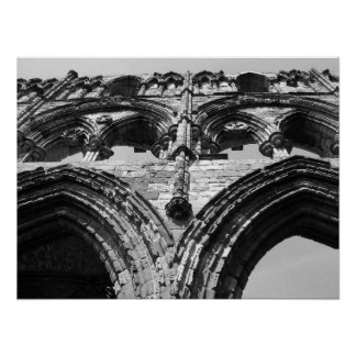Whitby Abbey Posters