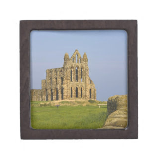 Whitby Abbey, Whitby, North Yorkshire, England Jewelry Box
