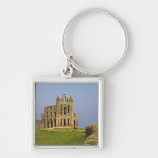 Whitby Abbey, Whitby, North Yorkshire, England Keychain