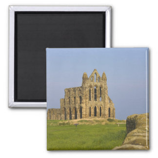 Whitby Abbey, Whitby, North Yorkshire, England Fridge Magnet