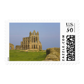 Whitby Abbey, Whitby, North Yorkshire, England Postage