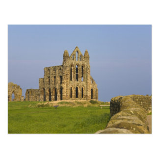 Whitby Abbey, Whitby, North Yorkshire, England Postcard