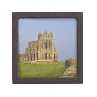 Whitby Abbey, Whitby, North Yorkshire, England Premium Trinket Box