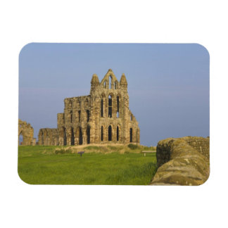 Whitby Abbey, Whitby, North Yorkshire, England Flexible Magnet