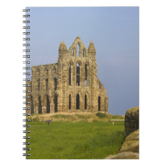 Whitby Abbey, Whitby, North Yorkshire, England Spiral Notebook