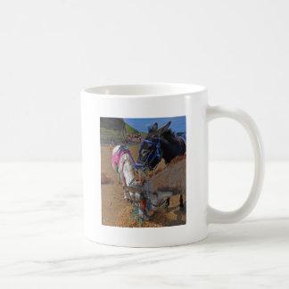 Whitby Donkeys Coffee Mug