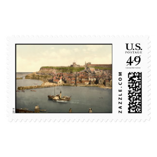 Whitby II, Yorkshire, England Stamp