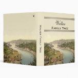 Whitby III, Yorkshire, England Family Tree Vinyl Binder