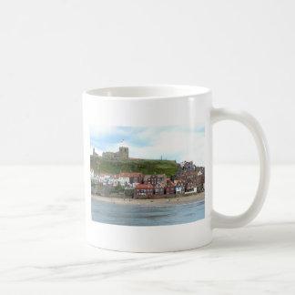 Whitby in North Yorkshire Basic White Mug