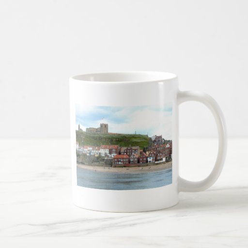 Whitby in North Yorkshire Coffee Mugs