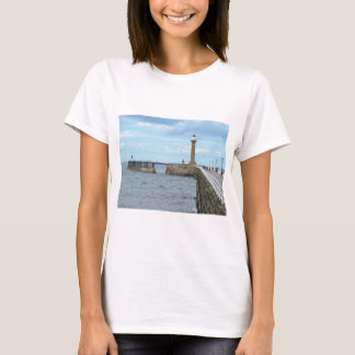 Whitby in North Yorkshire, England. T-Shirt