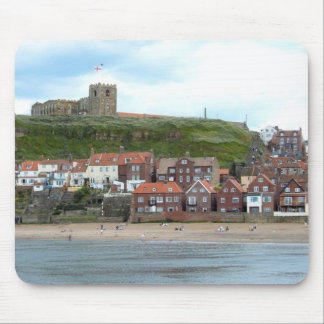 Whitby in North Yorkshire Mousepads