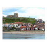 Whitby in North Yorkshire Postcard