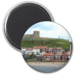 Whitby in North Yorkshire Refrigerator Magnets