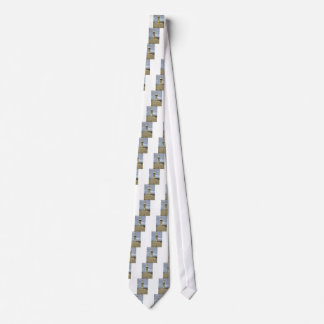 Whitby lighthouse tie