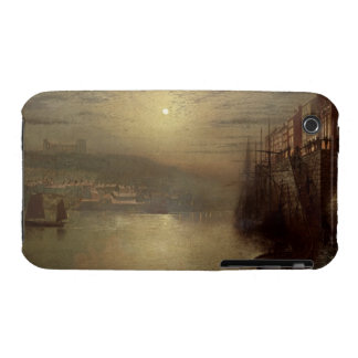 Whitby (oil on canvas) iPhone 3 cover
