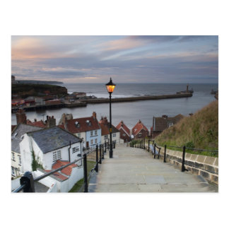 Whitby Postcard