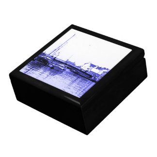 Whitby Waterfront Keepsake Box