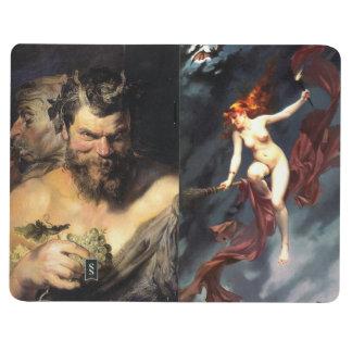 Whitch y diario del bolsillo del diablo cuadernos