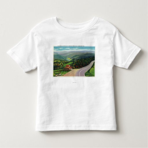 Whitcomb Summit of Deerfield River Valley Shirt