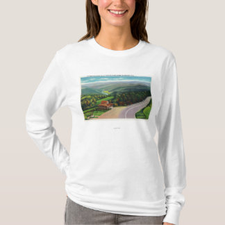 Whitcomb Summit of Deerfield River Valley T-Shirt
