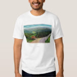 Whitcomb Summit of Deerfield River Valley T-shirts