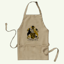 Whitcombe Family Crest Apron