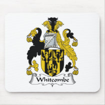 Whitcombe Family Crest Mousepad