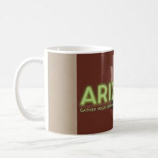 White 11 oz Classic White Mug ARIZONA SPIRIT