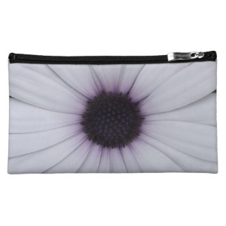 White African Daisy Cosmetic Bag