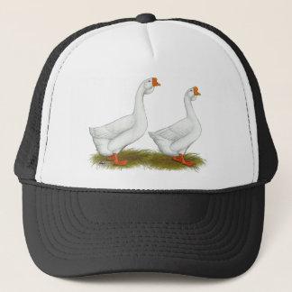 White African Geese Trucker Hat