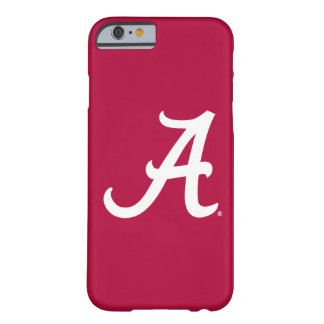 White Alabama A Barely There iPhone 6 Case