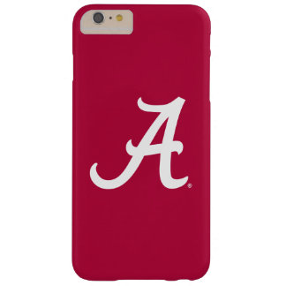 White Alabama A Barely There iPhone 6 Plus Case