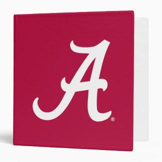 White Alabama A Binder