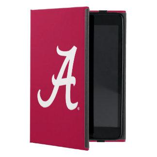 White Alabama A iPad Mini Case