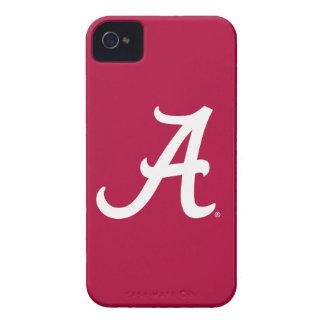 White Alabama A iPhone 4 Cover