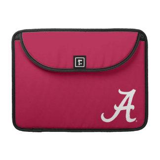 White Alabama A MacBook Pro Sleeve