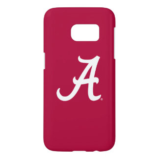 White Alabama A Samsung Galaxy S7 Case