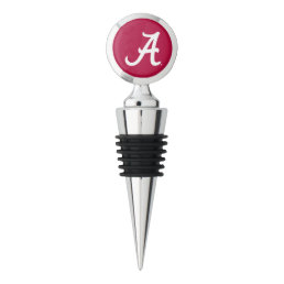 White Alabama A Wine Stopper