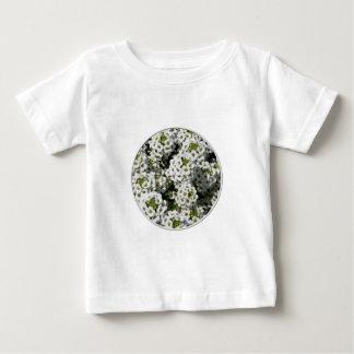White Alyssum Baby T-Shirt