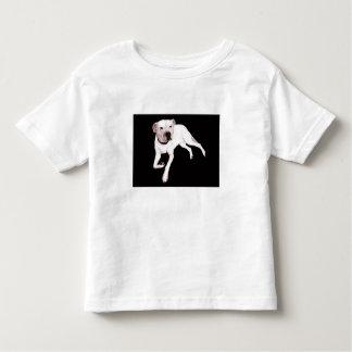 White American Pitbull Terrier Toddler T-shirt